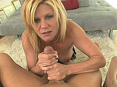 Today is your lucky day because this episode is a MAJOR accomplishment for Mommy Blows Best! It's Ginger Lynn not just a girl using the name - this is the real deal Hall Of Fame award winning porn icon Ginger Lynn from all of your favorite porn videos back in the day. She's matured a bit and become a beautiful blonde MILF but she never lost that playful sparkle in her eyes which made her such a star. Even better this blast from the past proves that Ginger has the kind of well seasoned suck skills to give you the best blowjob of your life and we filmed it all POV style so you can enjoy every second of the action from the best viewing angle!Ginger Lynn Blows Best- Relentless