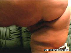 Fat chick Melinda Shy gets nasty as she pleases herself in this meaty porn video. See her dip her chubby fingers in her juicy pussy, and finger fucks herself. Hear as Melinda moans and groans as she masturbates and pleasures herself in this sexy clip.
